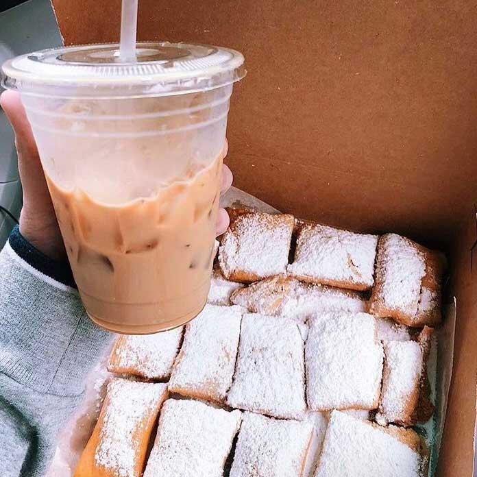 coffee-beignets